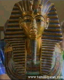 Tutankhamun Gold Mask